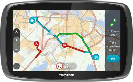Navigace a GPS