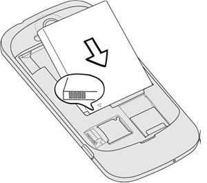 EB-B500AEB Samsung baterie originál Li-Ion  Compatible with Samsung i9195 Galaxy S4mini